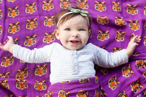Pattern Swaddle Blanket