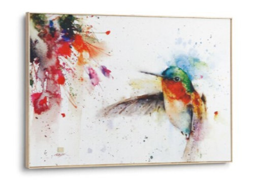 Jewel Hummingbird art