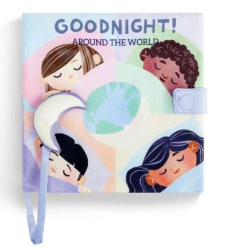 Goodnight Around The World Book
