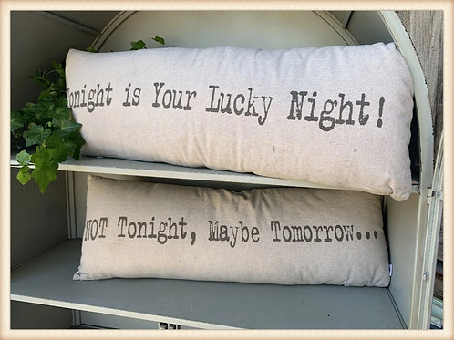 Tonight Pillow