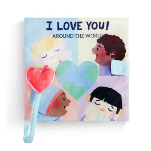 I Love You Around The World Book