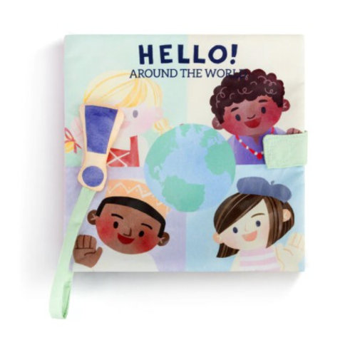 Hello Around The World Book