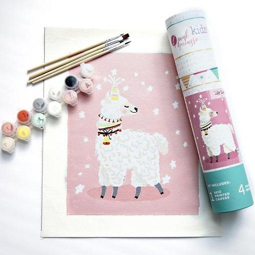 Pink Picasso Lily Llamacorn Kid Kit