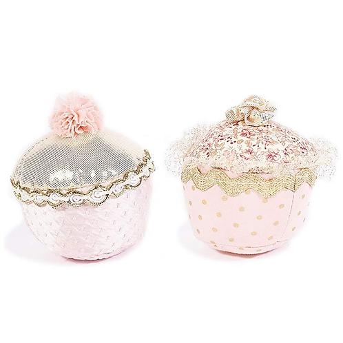 Plush Cupcake Set