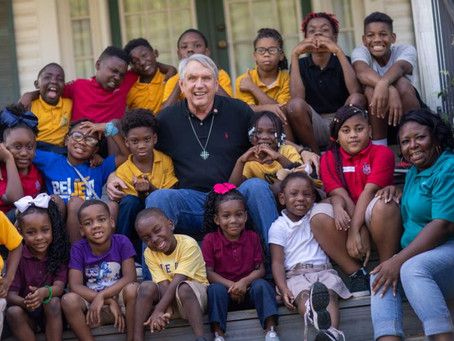 Catholic Extension honors Louisiana faith leader for uniting communities