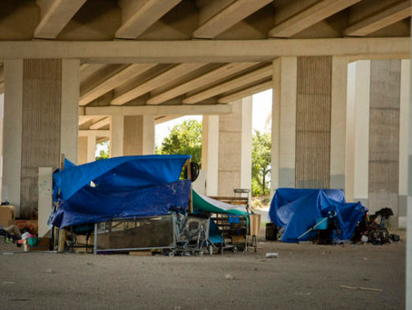 Abbott says TxDOT will start cleaning up homeless camps under highways in Austin starting Monday