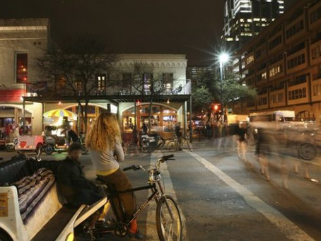 Downtown mobility plan reaches next stage of development