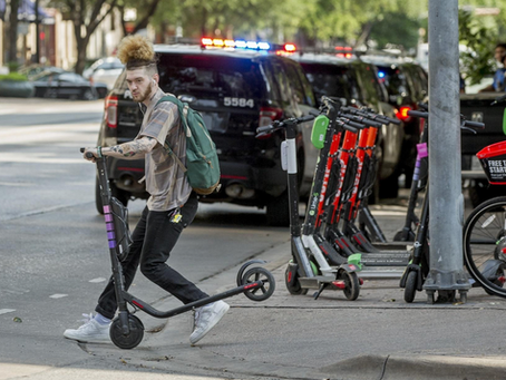 Austin's scooters could come under same rules as taxis