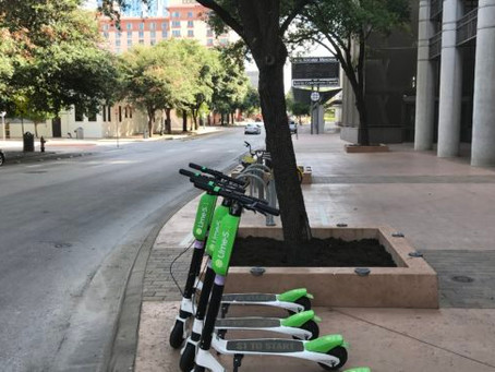 City to consider franchise model for dockless mobility