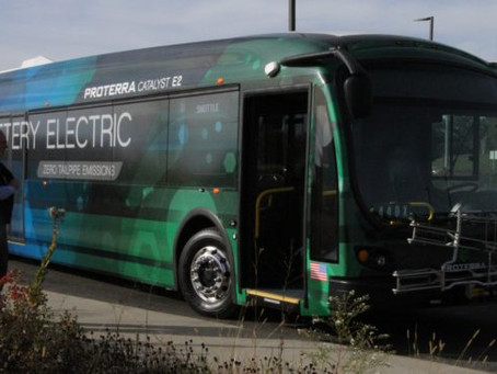 Capital Metro to begin first electric bus yard