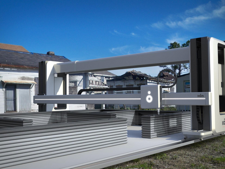 Austin's Icon says new 3D-printing tech can help with housing affordabilty