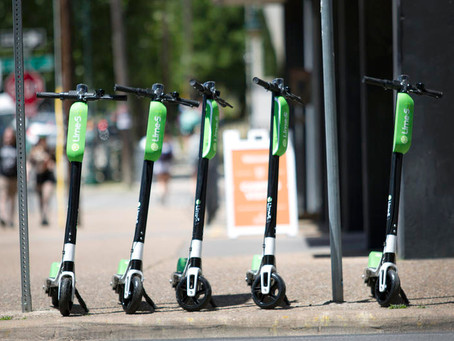 Austin Now Has Rules for Dockless Scooter Riders