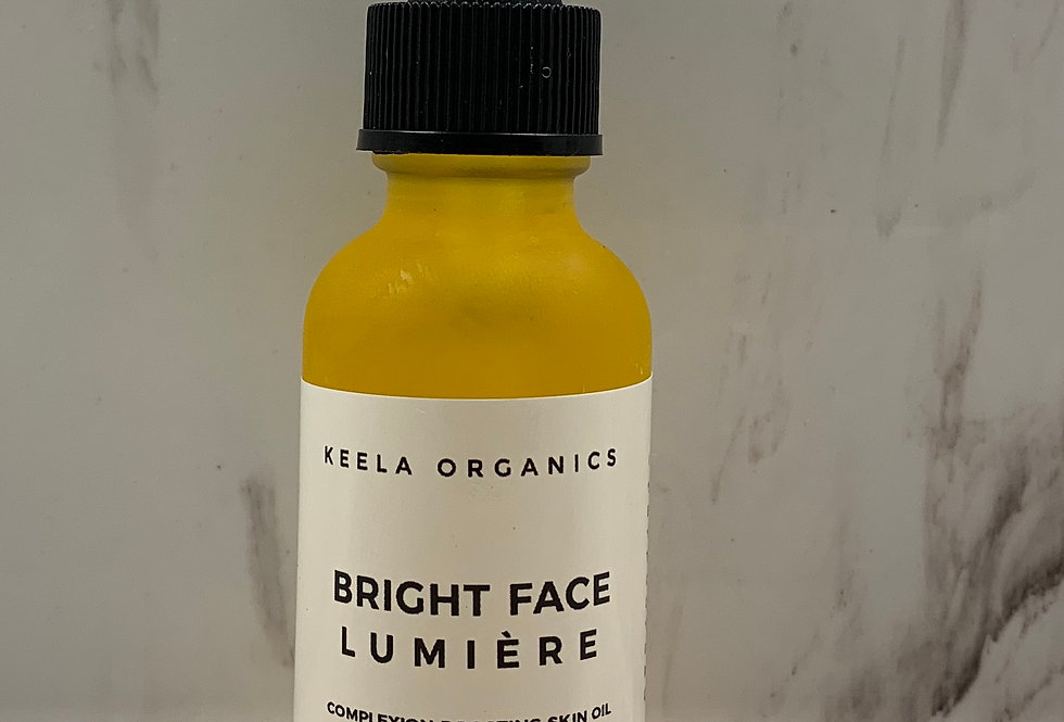 Bright Face Age Defying Oil
