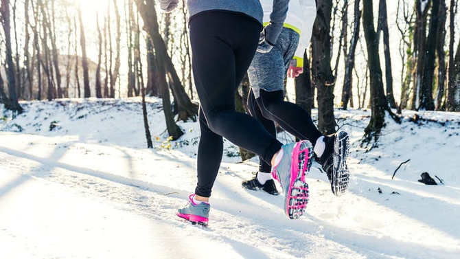 How Winter Running Improves Your Health Performance | Calgary, AB