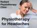 Physiotherapy for Headaches | Calgary, AB
