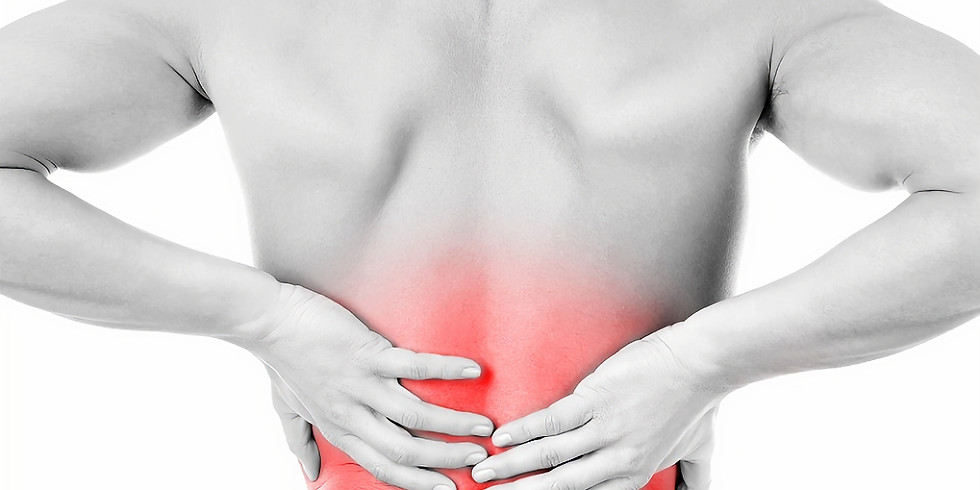 Attention Back Pain & Sciatica Sufferers! Free Back Pain Workshop