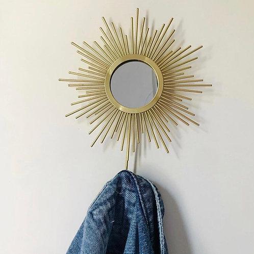 Gancho Sol Dourado