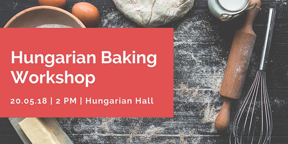 Magyar süteménykészítés titkai / Special Hungarian baking class