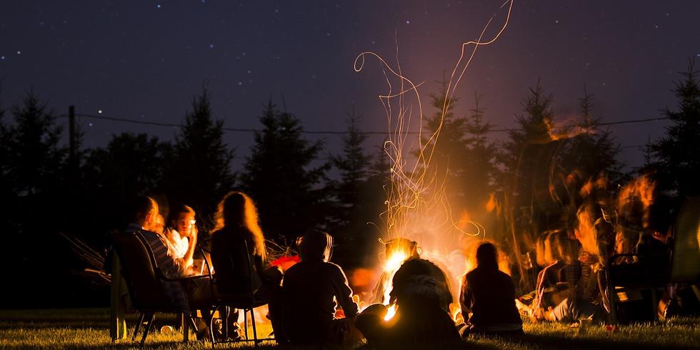 Keszkenő Bonfire