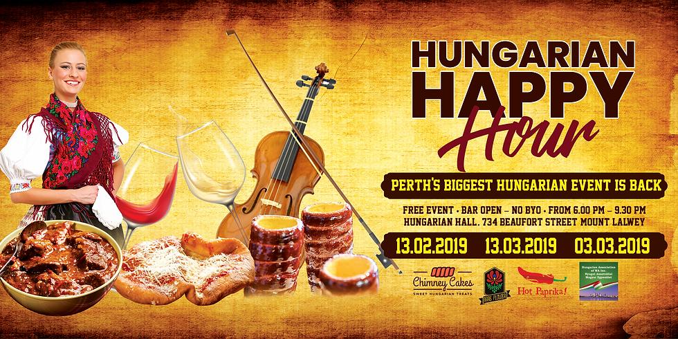 Hungarian Happy Hour