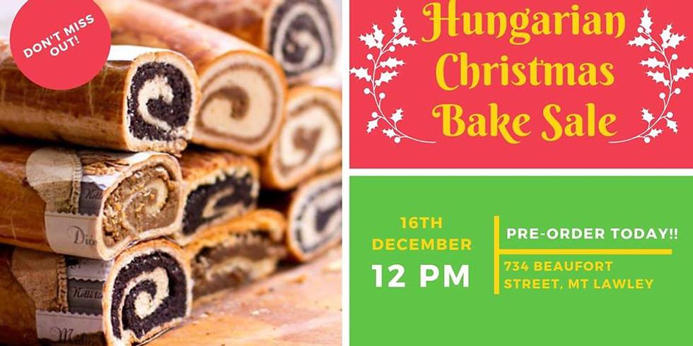 Hungarian Christmas Bake SALE