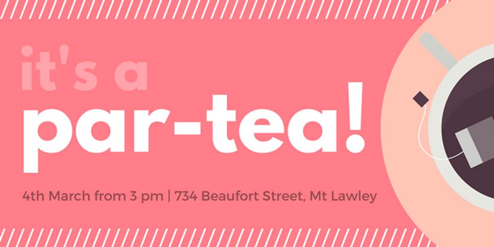Ladies Afternoon Tea / Teadélután hölgyeknek