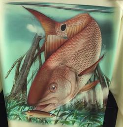 Sublimation Fish