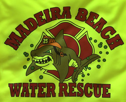 Madeira Beach Fire Sublimation
