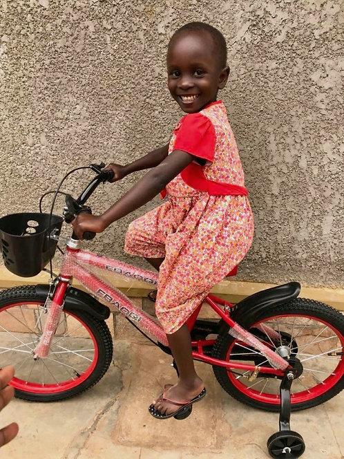 A child push bike