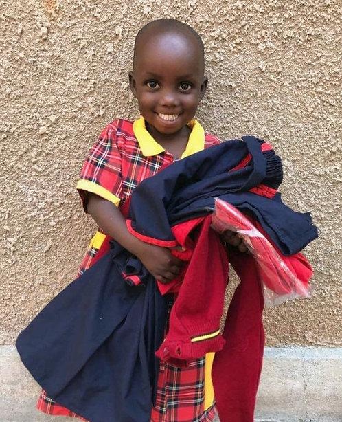 A school uniform package