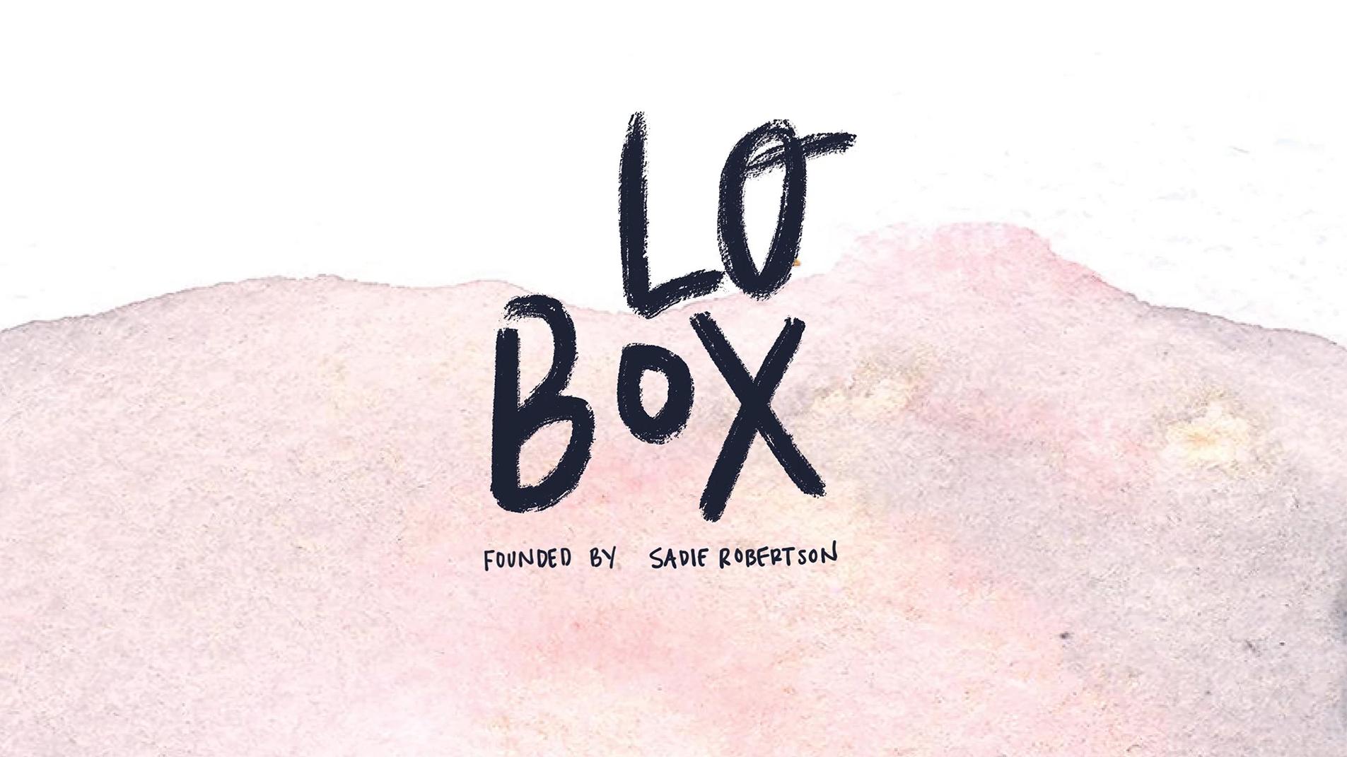 Sadie Roberton's LO Sub Box