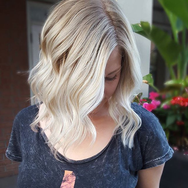 Still obsessing over this icey white blo