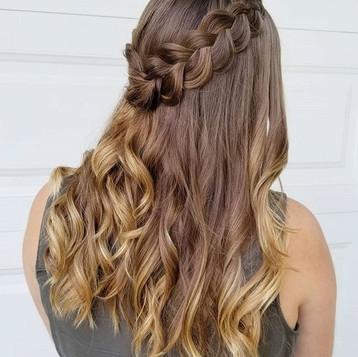 Braided Queen 👑 ._._Haircut & style ._.