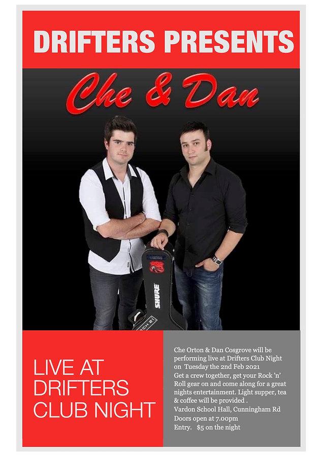 Che and Dan Cosgrove flyer 2.2.21.jpg