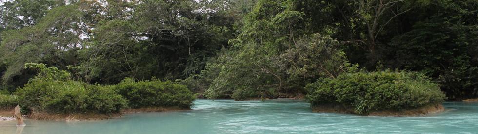 RIOS DE SALTO DE AGUA