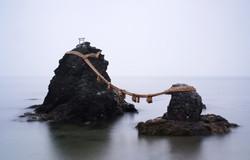 The Meoto Iwa, Japan