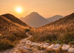 Lantau Peak, Hong Kong
