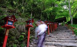 Kibune Shrine, Japan