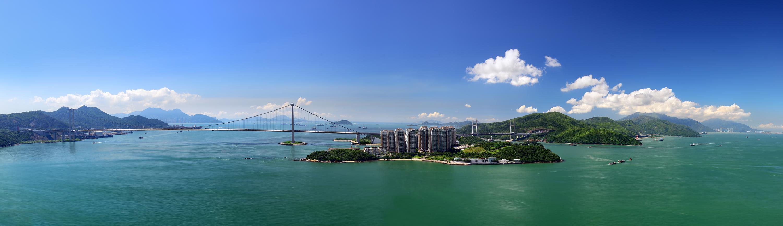 Ma Wan Channel, Hong Kong