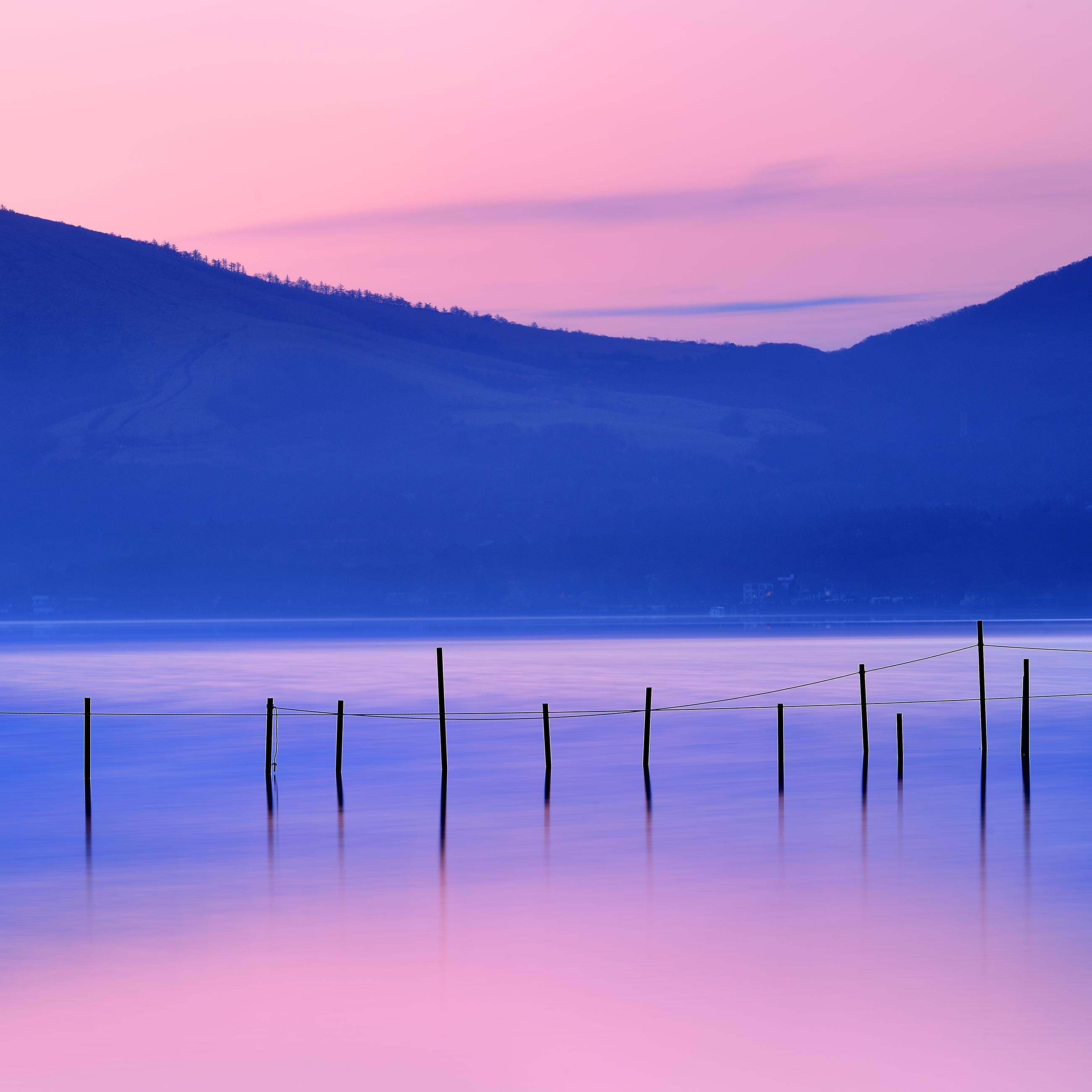 Yamanaka Lake, Japan