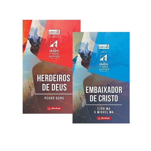 KIT - EMBAIXADOR DE CRISTO & HERDEIROS DE DEUS