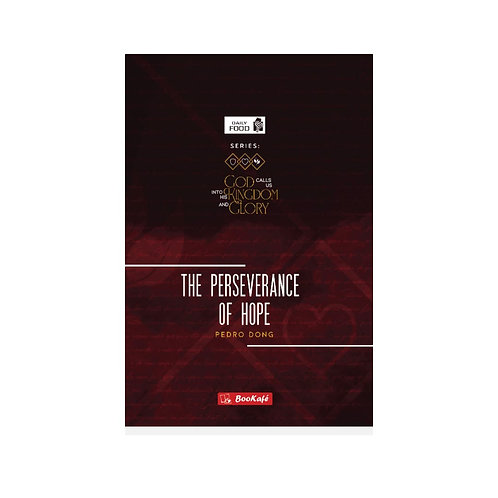 eBook -DAILY FOOD: THE PERSEVERANCE OF HOPE