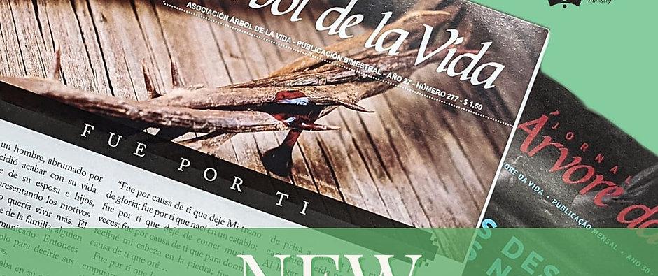 Flowing Life Magazine English, Português & Español