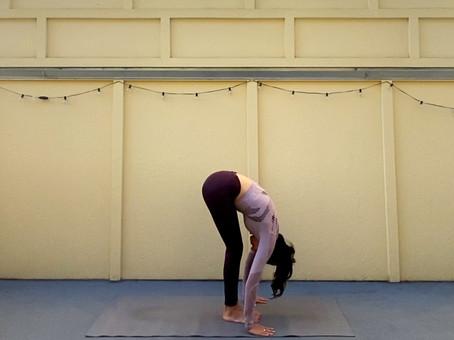 Uttanasana (Intense Pose/Standing Forward Fold)   Yoga Fundamentals