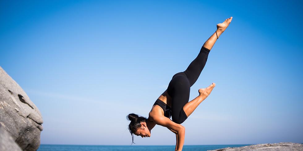 Yoga Sweat Challenge