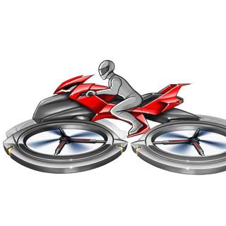 Hovercraft Concept Design image 4