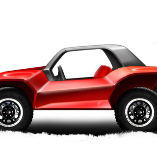 Buggy Concept Design image 4