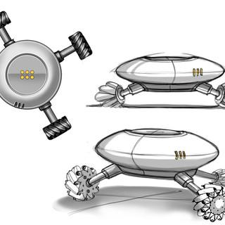 Personal Bot Concept Design # 02