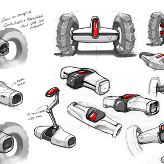 Personal Bot Concept Product Design # 01 – By Sabbahi Solutions Ltd.