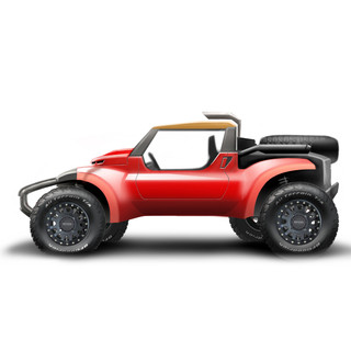 Buggy Concept Design image 2